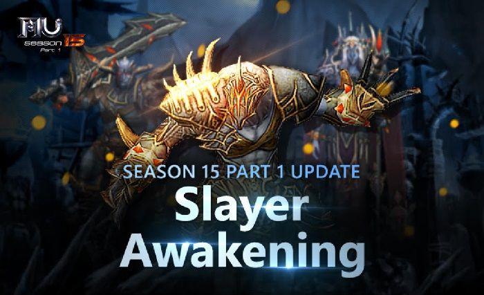 The Slayer llega a MU Online