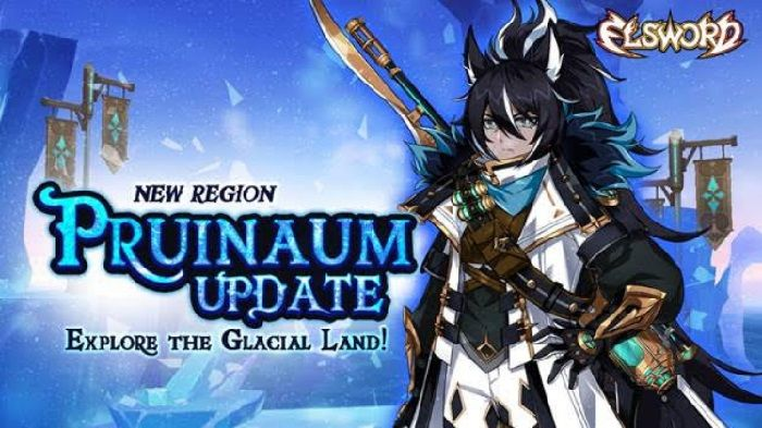 Elsword's New 'Pruinaum' Region Introduces Two Dungeons