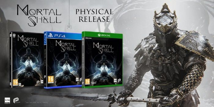 Mortal Shell Is Getting a Physical Release After All