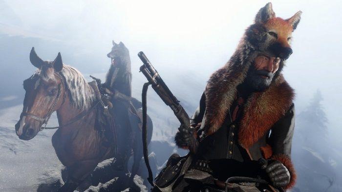 Puedes cazar nuevos animales legendarios en Red Dead Online