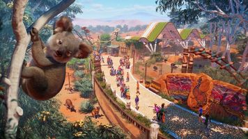 You Can Have All The Koalas with Planet Zoo's Australia Pack