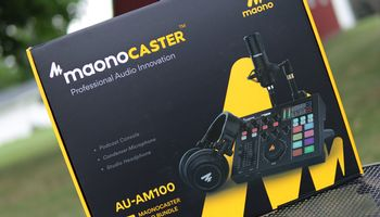 MaonoCaster All-in-One Podcast/Streaming Studio Review