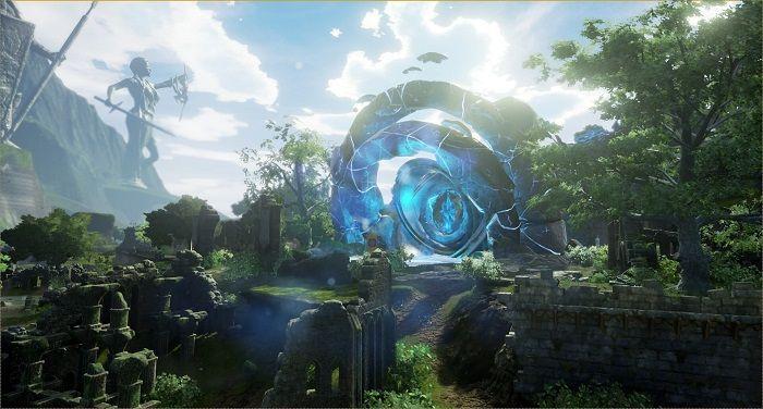 El desarrollador de Ashes of Creation se separa del editor My.Games y publica MMO globalmente.