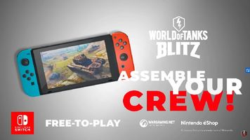 World of Tanks Blitz Is Out Now On Switch