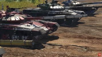 War Thunder Just Received a Tank and Sea Biathlon to Celebrate International Army Games