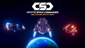Crypto Space Commander Preview