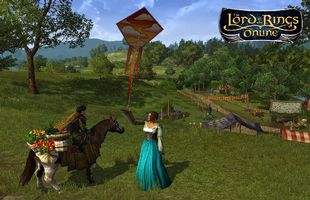 LOTRO 'Work Has Been Ongoing' to Resolve Server Issues, Extends Summer Festival