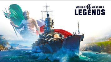 World of Warships: Legends Adds Italian Navy