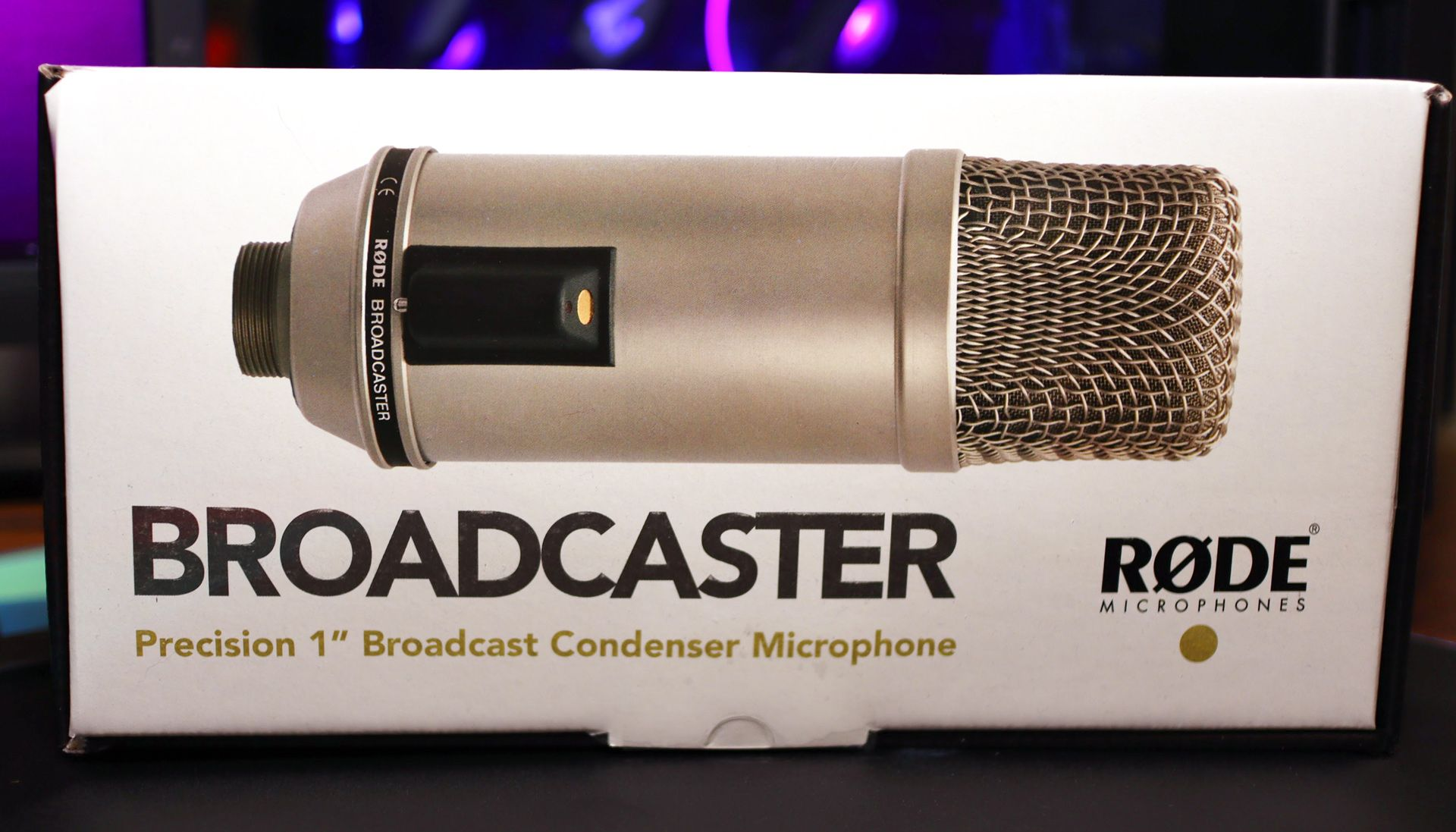 Rode Broadcaster Review