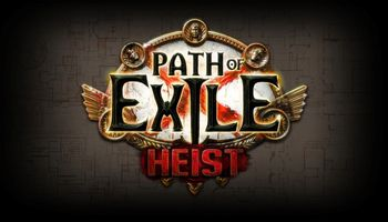 Path of Exile: Heist Hits On September 18th