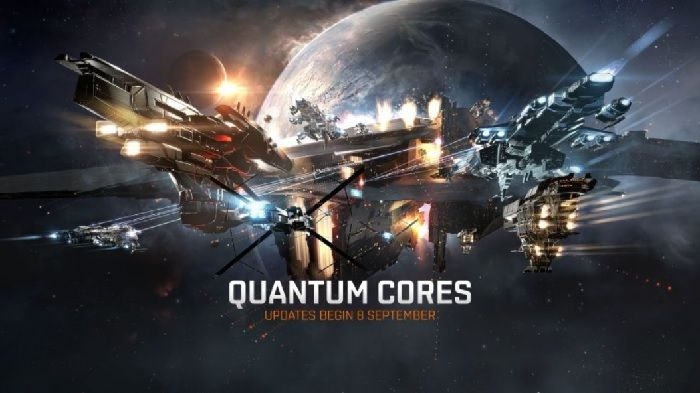 EVE Online Introducing Quantum Cores as Key Structure Mechanic on September 8