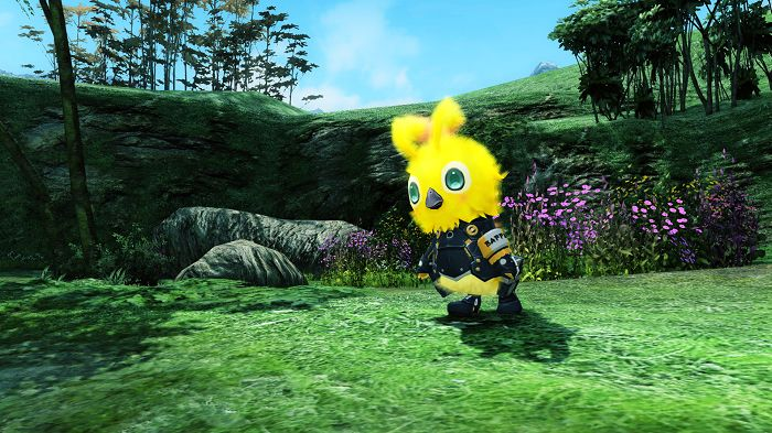 Phantasy Star Online - Maintenance Brings New Content, PSO2 Day is Here