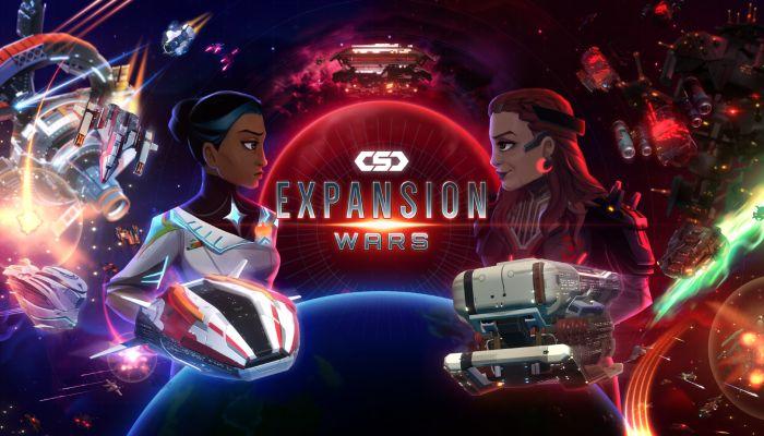 El Space MMO Crypto Space Commander se lanza oficialmente en Steam hoy
