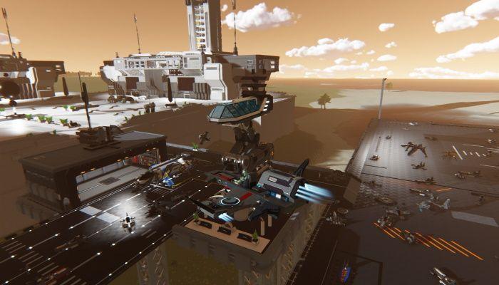 Vista previa de la beta abierta de Dual Universe