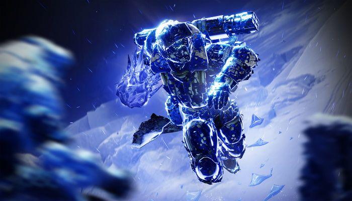 Bungie habla sobre la siguiente subclase de estado, esta vez The Titan Behemoth