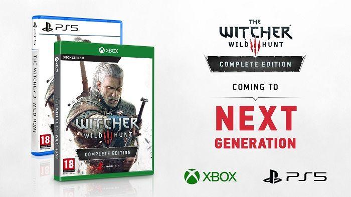 The Witcher 3: Wild Hunt - Expanded Complete Edition para consolas de próxima generación
