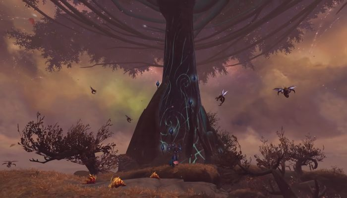 World of Warcraft Shadowlands Will Not Require An SSD Afterall, According To Blizzard