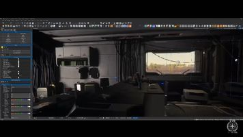 Here's How Lighting is Handled in Star Citizen