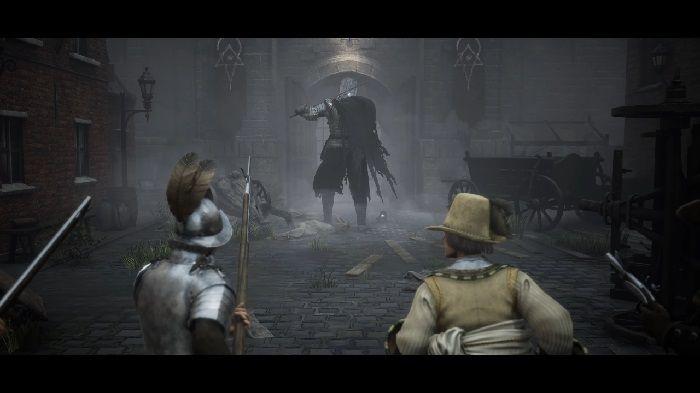 El juego de rol por turnos 'Black Legend' se lanzará el próximo año en PC y consola