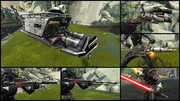 Star Wars The Old Republic - Lanzamiento de la nueva actualización 6.1.3 del juego
