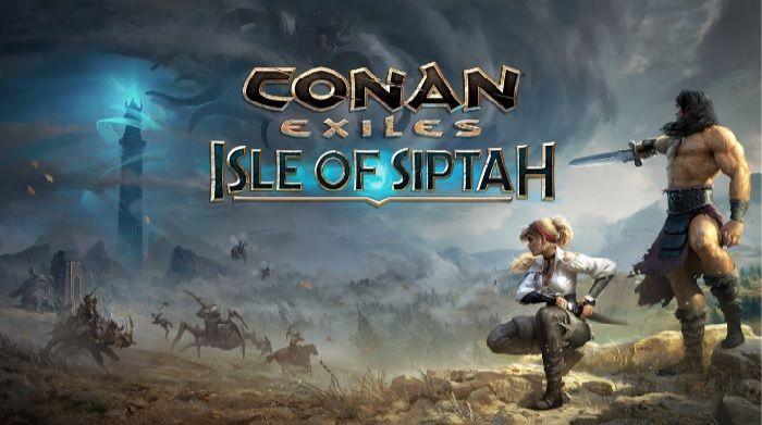 La expansión 'Conan Exiles: Isle of Siptah' se lanzará el 15 de septiembre