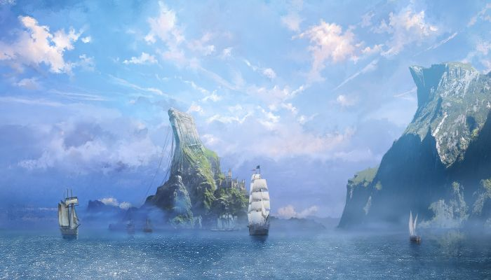 ArcheAge 2 Announced, Running On Unreal Engine 5