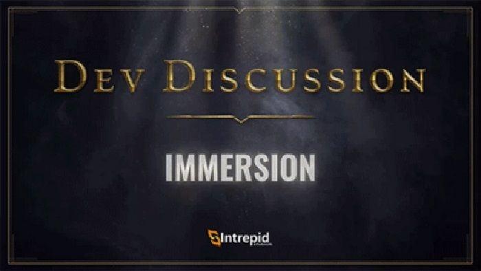 Ashes of Creation Developer Discussion quisiera conocer momentos en MMORPG que rompieron tu inmersión.