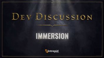 Ashes of Creation Dev Discussion Wants to Know Moments in MMORPGs Which Broke Your Immersion