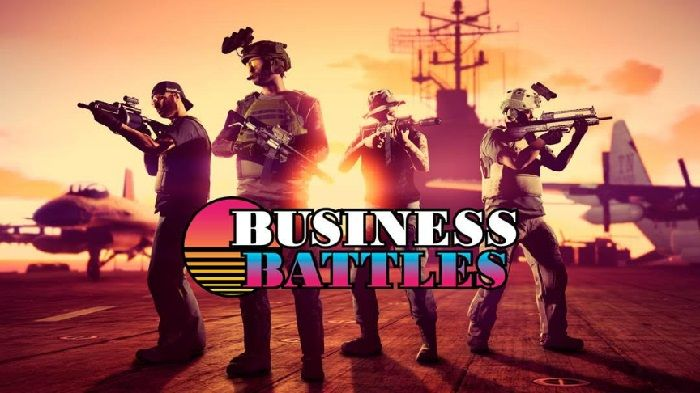 Earn Double Rewards in all Business Battles in GTA Online This Week