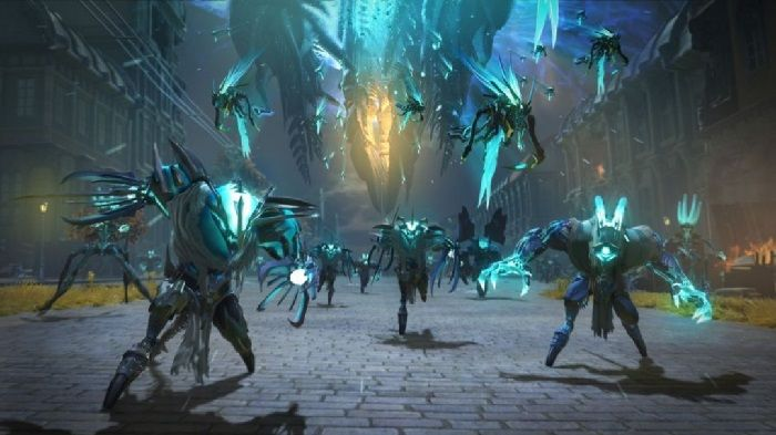 You Can Design a New Demon for Skyforge
