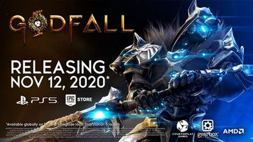 Godfall Releasing November 12 on PS5 and PC