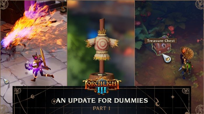 Torchlight III Receives 10 Additional Skill Points