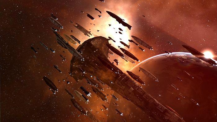 EVE Online - Final de la invasión de Triglavian en el horizonte, recompensas en juego