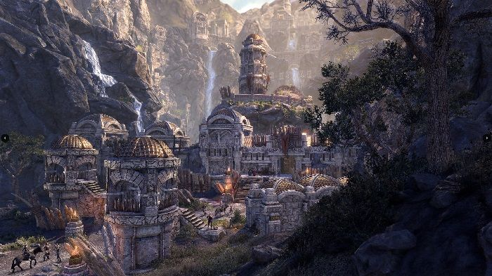 Here Is Your First Look at Markarth, ESO's Conclusion to the Dark Heart of Skyrim