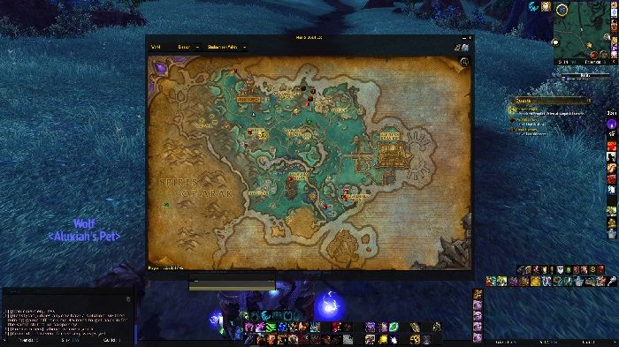 Latest WoW Shadowlands PTR Build May Make Warlords of Draenor Crafted Transmogs Unobtainable