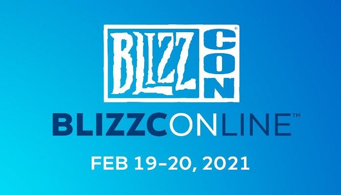 BlizzConline set for February 19-20 2021, Community Showcase Detailed In Blog
