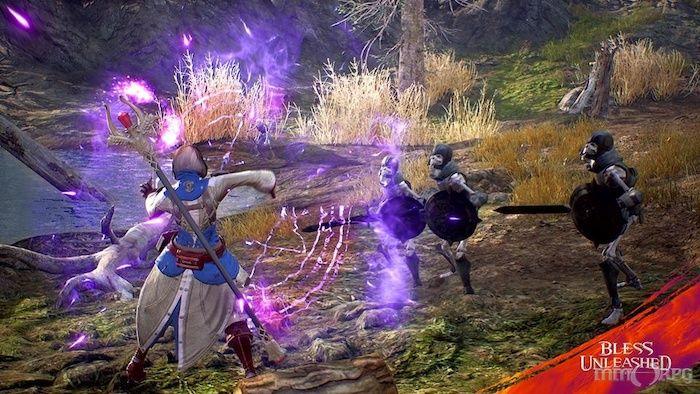 Bless Unleashed se lanzará en PS4 el 22 de octubre