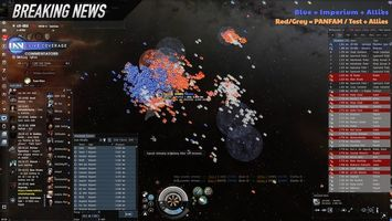 EVE Online Server Issues Plague 'Supposed Battle of 49-U'