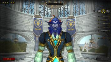 Here Are the Character Customization Changes Coming to WoW Shadowlands