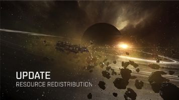 CCP Unveils EVE Online's Resource Distribution Update and People Are Not Happy