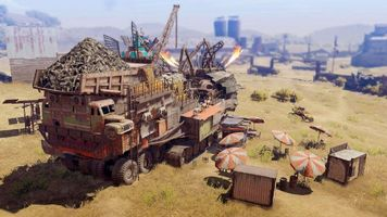 Post-Apocalyptic Action MMO 'Crossout' Receives Amusement Park