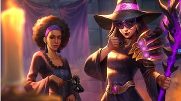 Hearthstone's Masquerade Event Starts Today
