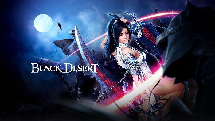 Black Desert confirma la jugabilidad en Xbox Series X y Playstation 5