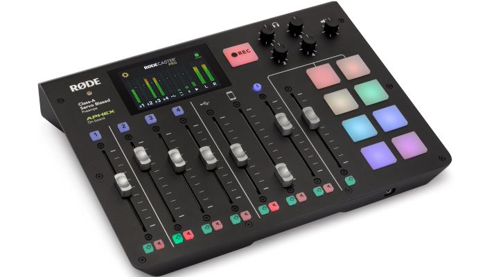 RODE Microphones RODECaster Pro Review
