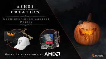 The Glorious Gourd Contest Returns to Ashes of Creation