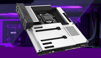 NZXT Launches N7 Z490 ATX Motherboard and It's So Clean