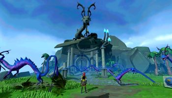 Four New And Classic MMOs For Those Who Just Can't Take Another Swing