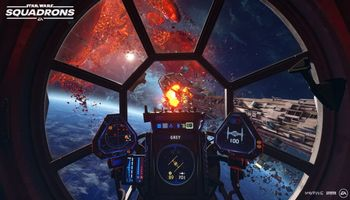 Star Wars Squadrons Review - Not So MMO