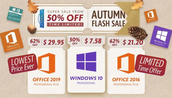 Obtenga las claves de licencia de Windows 10 más baratas por $ 7.58, actualice hoy (PATROCINADO)