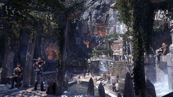 Elder Scrolls Online Shows Off Markarth Zones and Settings